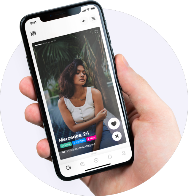 Hily > Best Dating App & Video Chat - Photo #9